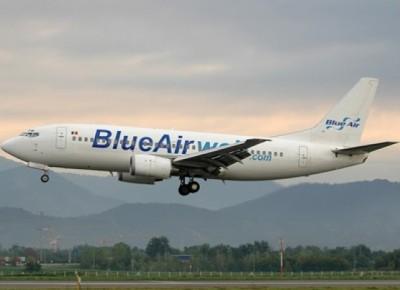 Blue Air are un nou proprietar. Airline Management Solutions a cumpărat compania aeriană cu 30 de milioane de euro