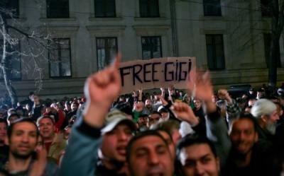 """Val de simpatie pentru Gigi Becali. Mişcarea """"Free Gigi"""" are 10.000 de like-uri pe Facebook"""