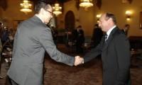 Băsescu - Ponta, relaţii cordiale. Premierul va reprezenta România la Consiliul European