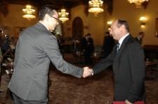 Băsescu – Ponta, relaţii cordiale. Premierul va reprezenta România la Consiliul European