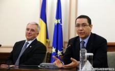 Românii îi vor la Cotroceni pe Victor Ponta şi Mugur Isărescu