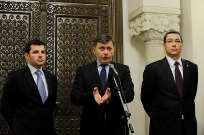 Se rupe USL? Ponta și Antonescu se acuză reciproc de minciună