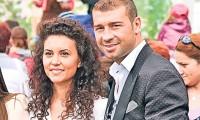 Elena Aprozeanu, cea mai sexy mireasă. Soția lui Bute, îmbrăcată doar cu centura de campion. GALERIE FOTO