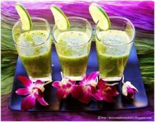 Mai Tai sau Blue Splash? Te învăţăm să prepari acasă cocktailuri de fructe
