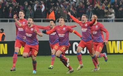 Steaua joacă în Champions League. Campioana are drept să joace în Europa. Un an cu suspendare, sentinţa UEFA