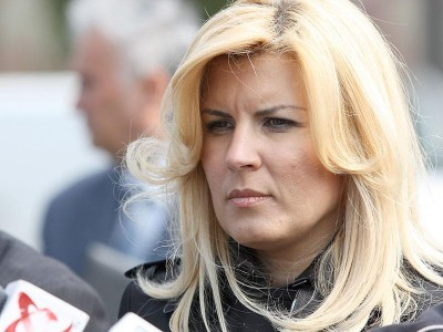 Elena Udrea a divorțat de Dorin Cocoș