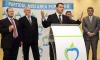 Partidul Mişcarea Populară recrutează parlamentari