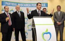 Partidul Mişcarea Populară, noul partid al preşedintelui