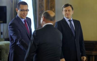 Băsescu îl vrea pe Ponta interimar la Transporturi. Preşedintele amână numirea noului ministru al Transporturilor