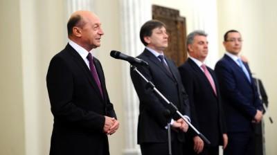 Traian Băsescu, faţă în faţă cu o nouă suspendare