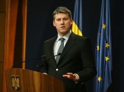 Cătălin Predoiu, noul lider al Opoziţiei