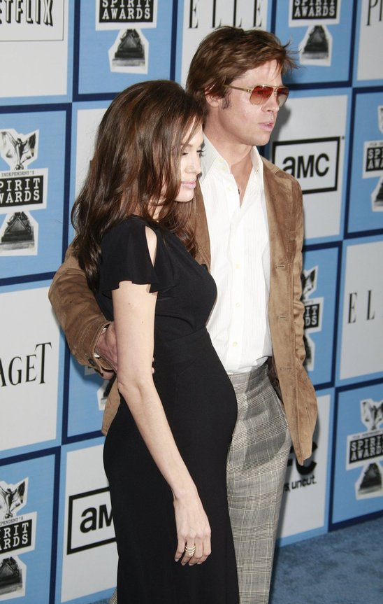 Brad Pitt Angelina Jolie Pregnant Again 117