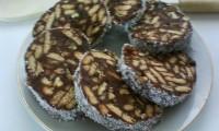 Rețeta zilei: Salam de biscuiți