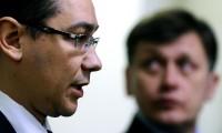 Armistiţiu fragil. Ponta şi Antonescu s-au împăcat de dragul guvernării