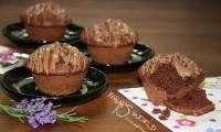Cele mai bune prăjituri cu ciocolată. Te învățăm să prepari acasă Muffins cu Ciocolată