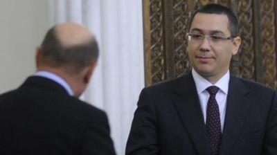 Ponta şi Băsescu nu renunţă la gazele de şist