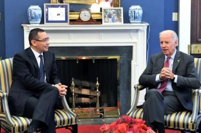 Victor Ponta, turneu în Statele Unite ale Americii