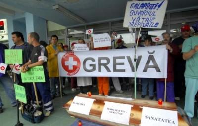 Luna octombrie, luna protestelor anti-guvern