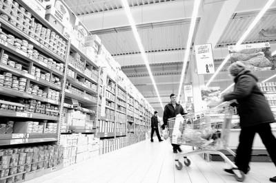 Alimente străine sub branduri românești