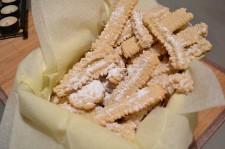 Desertul zilei: Biscuiți sprițați
