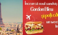 Concurs pe Facebook: SUBWAY te trimite la Paris