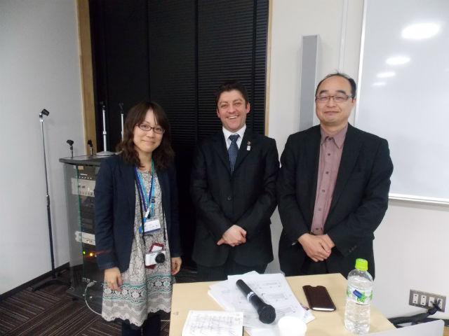 Prezentarea rezultatelor cercetarii - Universitatea Fukushima
