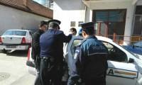 Un obsedat sexual, reținut de Poliție în fața unei școli din Capitală