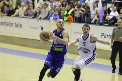 Liga Nationala de Baschet: CSU Asesoft, victorie in fata lui BC Timisoara