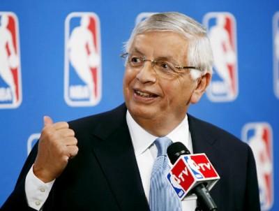 David Stern, final de capitol in NBA