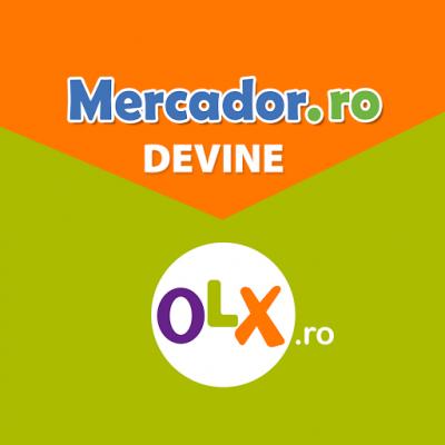 Site-ul de anunţuri Mercador.ro îşi schimbă numele