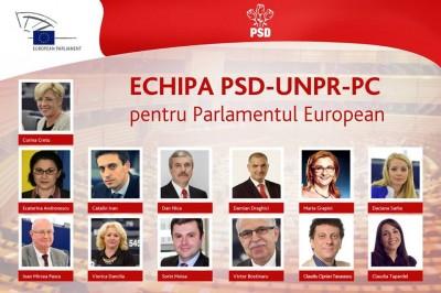 ALEGERI EUROPARLAMENTARE: Primele rezultate oficiale