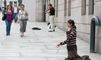 I-au speriat tiganii romani: Norvegienii interzic cersetoria