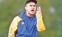 Anghel Iordanescu, noul antrenor al
