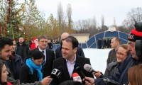 Robert Negoita vrea să rapeasca 3.000 mp din Parcul Titan pentru o sala de spectacole de zece milioane de euro