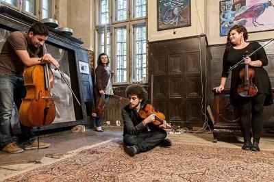 "Interviurile CDnews.ro. Andrei Nitescu, Solartis Quartet: ""Muzica schimba oamenii in bine"""