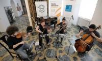 Cvartetul Solartis, pe scena Ateneului Roman