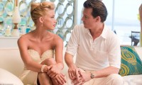 GALERIE FOTO. Johnny Depp s-a casatorit cu frumoasa Amber Heard