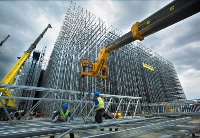 Piata constructiilor din Romania, in revenire. Pe ce se bazeaza optimismul constructorilor