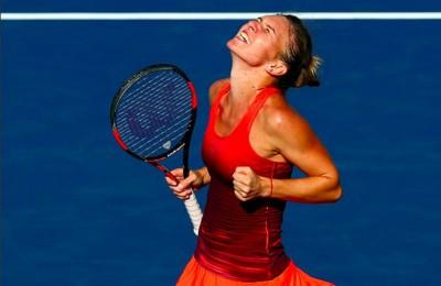 "Simona Halep, in semifinale la US Open: ""Puterea mea vine din interior!"""