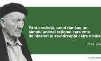 Petre Tutea. Cugetari memorabile despre crestinism, democratie, libertate si evrei