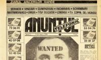 Anunţul Telefonic - 26 ani de istorie a Bucureştiului