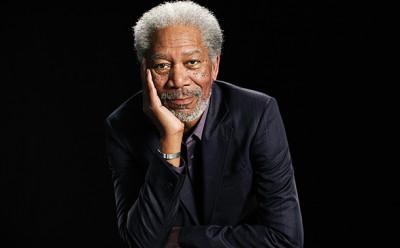 """Morgan Freeman, dat afara dintr-un loc sfant din Israel, dupa ce a rostit un cuvant interzis. """"Mi-au spus – afara, afara"""""""