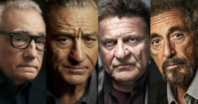 Netflix pregateste un adevarat festin cinematografic: Robert De Niro, Al Pacino si Joe Pesci intr-un film regizat de Martin Scorsese