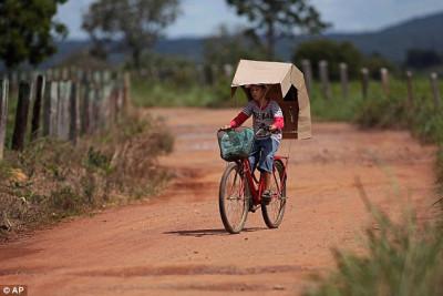 Araras, localitatea din Brazilia unde locuitorii nu ies din casa de ani de zile