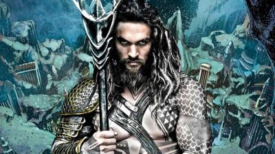 Un nou super erou DC Comics. Filmul Aquaman, lansat in 2018