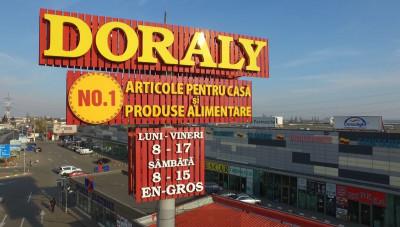 Doraly Expo Market a investit peste 1,5 milioane de euro in achizitia unui nou teren pentru extindere