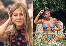 La 50 de ani, e mai sexy ca niciodata. Cum arata Jennifer Aniston la plaja