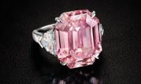 Cel mai scump diamant din lume. Pink Legacy a fost vândut!