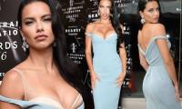 FOTO&VIDEO. Sexy Adriana Lima, ultima defilare pentru Victora's Secret