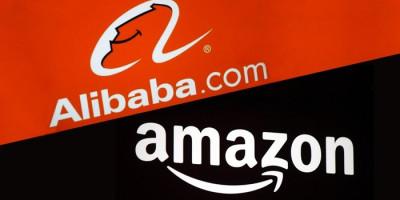 Amazon şi Alibaba  își deschid depozite în România